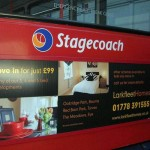 Part of a multi-media campaign, PPS produced the bus advertising designed to link in with billboards, pull-up display panels in supermarkets and radio adverts