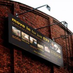 One example of a series of billboards and 'outside-the-box' advertising on behalf of this customer