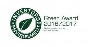 Investors in Environment - Green Award