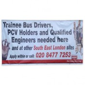 Outdoor PVC Banner - PPS Print