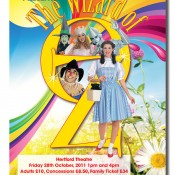 A2 Poster - Wizard Of Oz