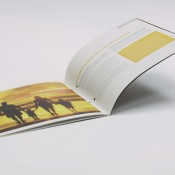 Stitched Brochure